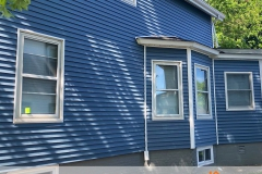 Residential Siding After