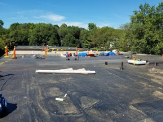 Commercial Roofing in RI