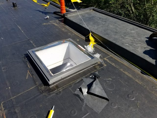 Commercial Roofing in Rhode Island