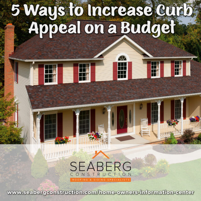 5 Ways to Increase Curb Appeal on a Budget